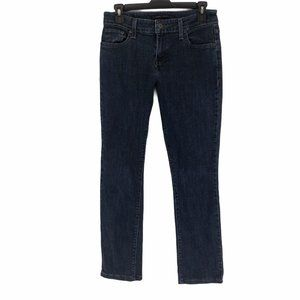 Levis Womens Skinny Stretch Mid Rise Denim Jeans